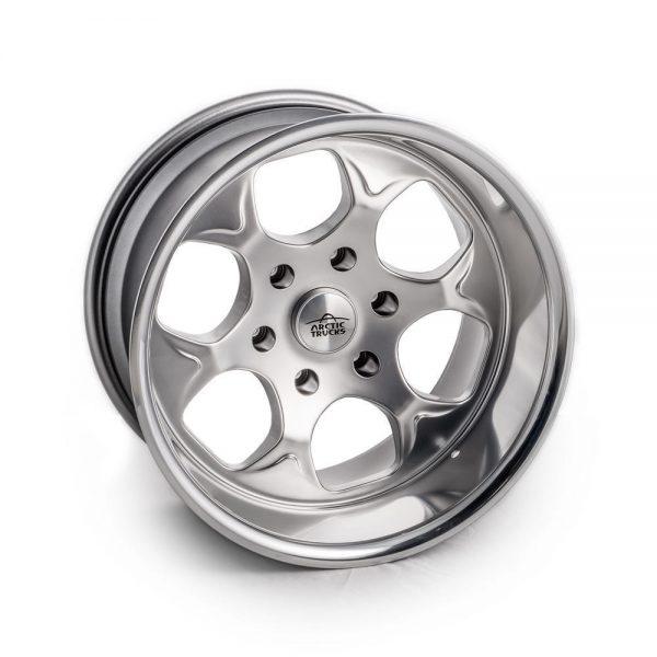 Arctic Trucks álfelga 17x10 6-5,5 Hyper Silver:Mach